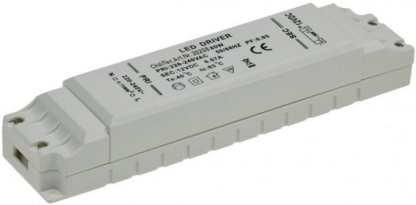 LED-Trafo elektronisch 1-80W 230V~ auf 12V=