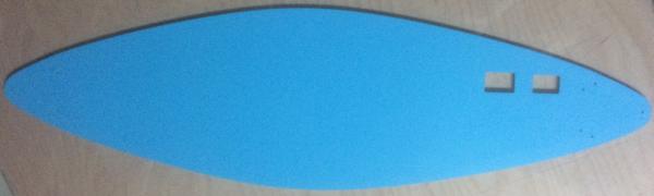 Kunststoffabdeckung für Leuchtstelen ILS-62200-S Universal
