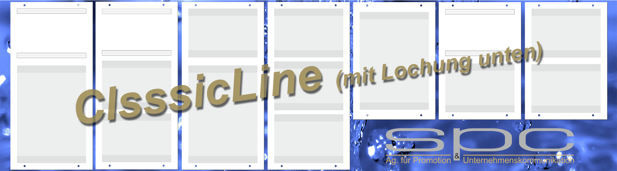 Banner-GS-ClassicLine-mit-Lochung