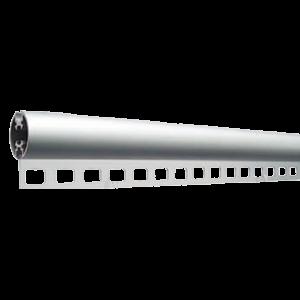 Lochleiste für Abhängeprofil Ø 25mm, Länge 2000mm