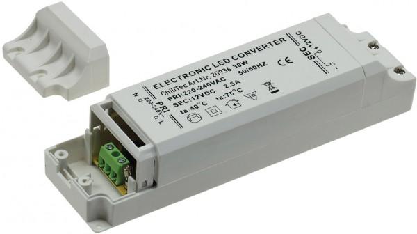 """LED-Trafo """"CT-30-V2"""", 1-30W 230V~ auf 12V="""