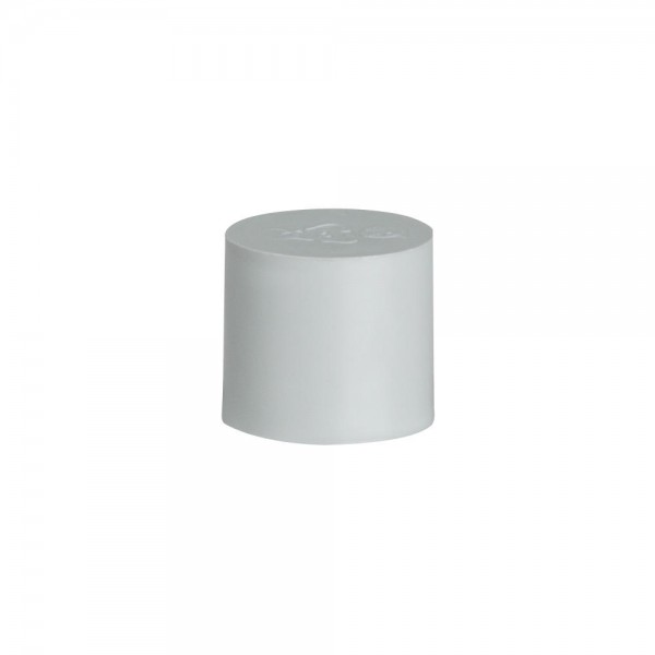 Endkappe für Alu-Rundrohr Ø 20mm